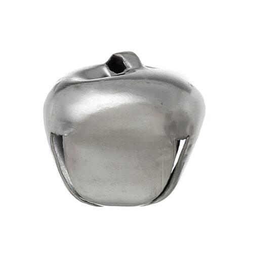 GeroniGombok - Ezüst csengettyűk (10db)