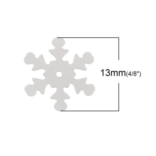 hópihe alakú flitter (5gr/cs - kb 170 db)